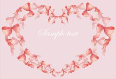 Free Decorative Heart. Royalty Free Stock Image - 17489836