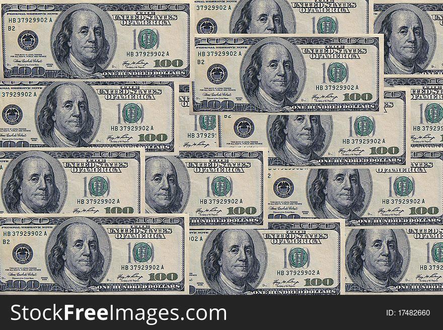 Money Usa Dollars
