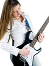 Free Like A Rock Star Royalty Free Stock Image - 17493506