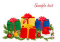 Free Collection Of Chrismas Objects. Stock Photography - 17494052