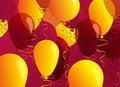 Free Celebratory Balloons Stock Photography - 17494662