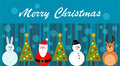 Free Christmas Card Royalty Free Stock Image - 17495086