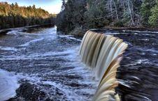 Free Northern Michigan UP Waterfalls Stock Photos - 17490663