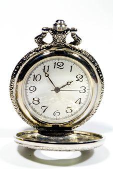 Free Clock Royalty Free Stock Photo - 17491145