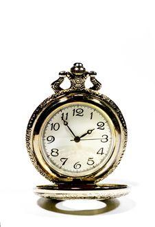 Free Clock Royalty Free Stock Photography - 17491157
