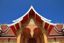 Free Wat Lao Royalty Free Stock Photos - 17491848
