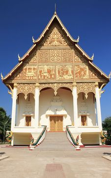 Free Wat Lao Royalty Free Stock Photos - 17491898