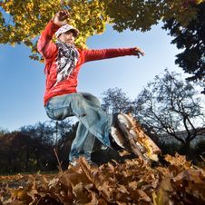 Free Fast Rollerblading Royalty Free Stock Photo - 17492015