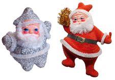 Free Santa Claus Two Royalty Free Stock Photo - 17492545