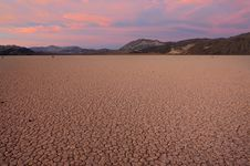 Free Racetrack Playa Royalty Free Stock Image - 17493026