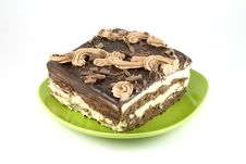 Free Chocolate Cake Stock Image - 17493151