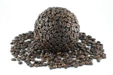 Free Bowl Of Beans Stock Photography - 17493242