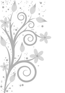 Free Abstract Floral Background Royalty Free Stock Images - 17493519