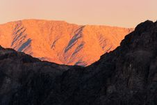 Free Ridge Silhouette Stock Images - 17493994