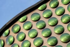 Free Green Dots Stock Photography - 17494092
