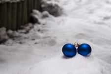 Free Ornaments On The Way Stock Photos - 17494353