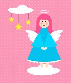 Free Angel Stock Photo - 17495050