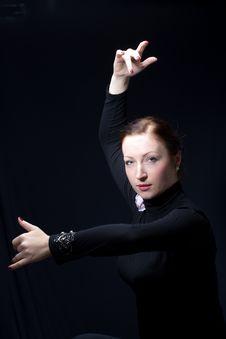 Free Flamenco Stock Photos - 17495383