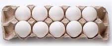 Free Photo Of Eggs Package. Stock Photos - 17496793