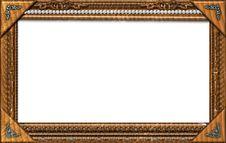 Free Monogram Photo Frame Stock Photography - 17496872