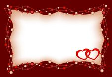 Free Background By The Valentine S Day Stock Photo - 17497350