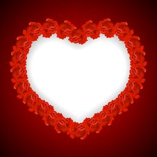 Free Background By The Valentine S Day Royalty Free Stock Images - 17497409
