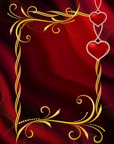 Free Background By The Valentine S Day Royalty Free Stock Photos - 17497458