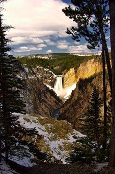 Free Yellowstone National PArk Stock Image - 17497891