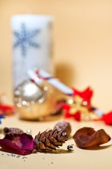 Free Christmas Holidays Decorations Royalty Free Stock Images - 17498389