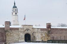 Free Kalemegdan Fortress In Belgrade, Serbia Royalty Free Stock Image - 17498616