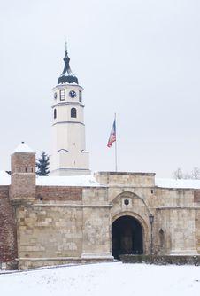 Free Kalemegdan Fortress In Belgrade, Serbia Stock Photos - 17498653