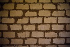 Free Brick Wall Stock Photography - 17499292