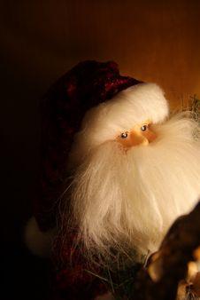 Free A Santa Royalty Free Stock Image - 17499356