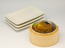 Free Assorted Dim Sum Stock Photography - 17499772