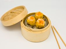 Free Assorted Dim Sum Royalty Free Stock Image - 17499796