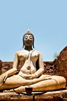 Free The Buddha Status Stock Photo - 17499940