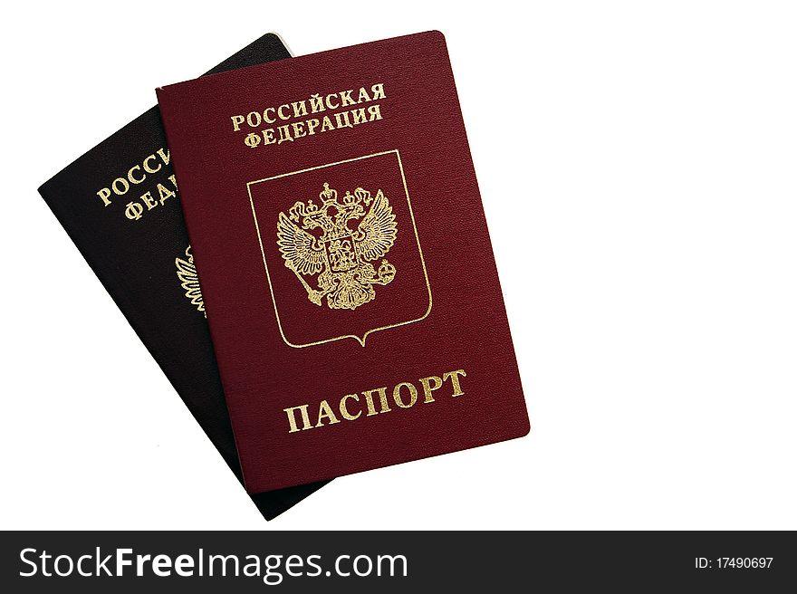 The Russian passport