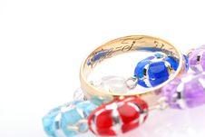 Free Wedding Ring Stock Photography - 1750112