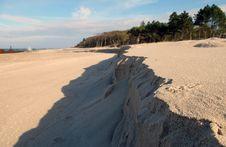 Free Sand Beach Royalty Free Stock Photo - 1750235