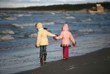 Free Girlfriends Stock Image - 1752171