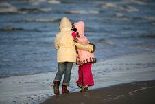 Free Girlfriends Stock Photography - 1752242