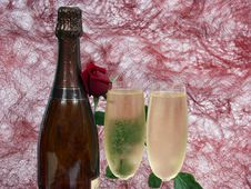 Free Champagne Royalty Free Stock Photos - 1752288