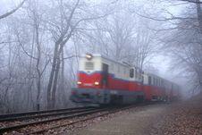 Free Light Railway Royalty Free Stock Image - 1752676