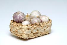 Free Garlic Stock Photography - 1753152