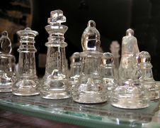 Free Chess Set Royalty Free Stock Photo - 1755005
