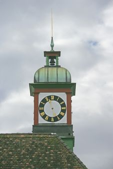 Free Old Clock Turret 7 Royalty Free Stock Photography - 1756187