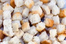 Free Croutons Background Stock Photos - 1756903
