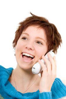 Free Laughing Girl Stock Photos - 1757623