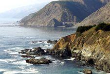 Free Coastal Scenery Royalty Free Stock Photos - 1758428