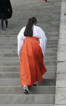 Free A Japanese Lady Stock Photos - 1759283